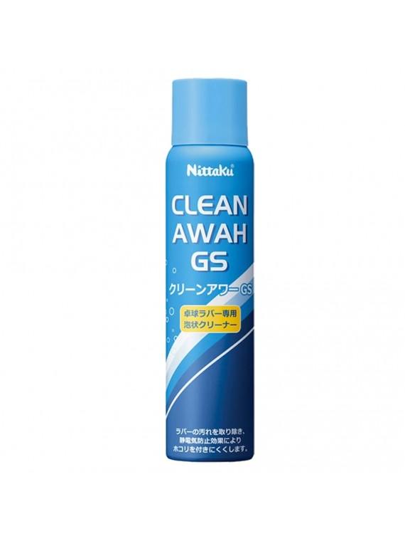 โฟมทำความสะอาด Nittaku Clean Awah GS แถมฟรี ฟองน้ำ