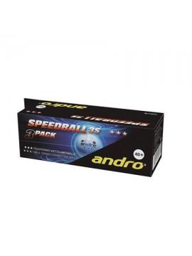 ลูกปิงปอง ANDRO 40+ 3 ดาว ITTF Approve