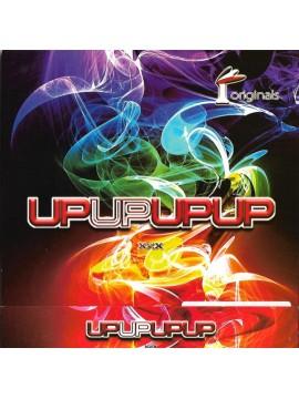 ยางปิงปอง Air รุ่น UPUPUPUP (ยางเม็ดยาว)