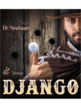 ยางปิงปอง Dr.Neubauer DJANGO ( ยางแอนตี้ )