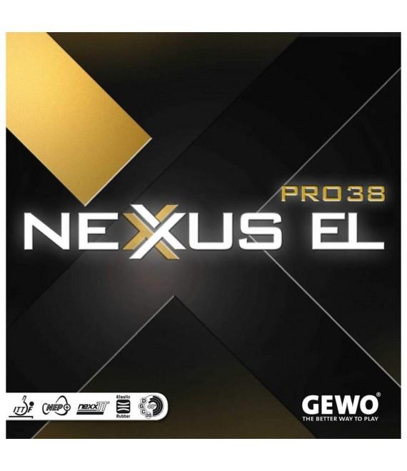 ยางปิงปอง Gewo รุ่น Nexxus EL Pro 38