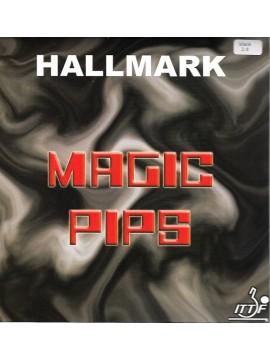 ยางปิงปอง HALLMARK รุ่น MAGIC PIP (ยางเม็ดสั้น)