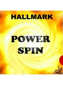 ยางปิงปอง HALLMARK รุ่น POWER SPIN