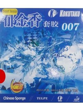 ยางปิงปอง KOKUTAKU รุ่น 007 ฟองน้ำจีน , Export Version