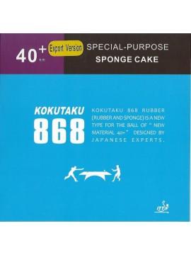 ยางปิงปอง KOKUTAKU รุ่น Kokutaku รุ่น 868 40+