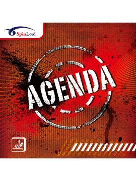 ยางปิงปอง Spinlord Agenda ( ยางเม็ดยาว )