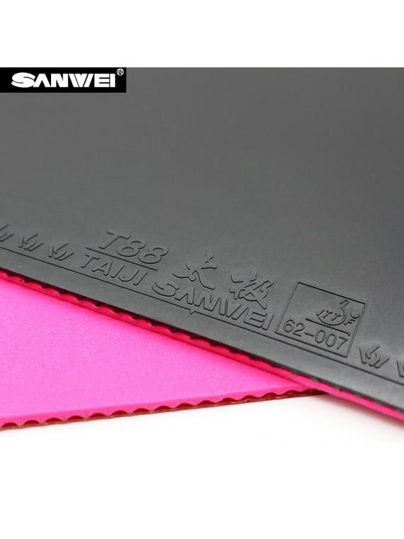ไม้ปิงปองประกอบจัดชุด Stiga Master Active + ยางปิงปอง Tuttle 888 + ยางปิงปอง Sanwei T88-Taiji Plus