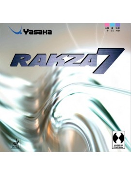 ยางปิงปอง YASAKA รุ่น RAKZA7